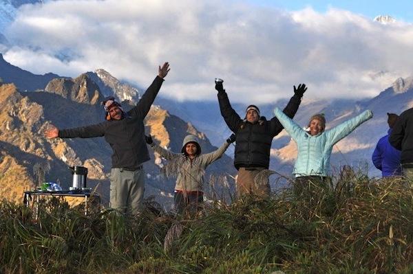 Trek the Inca Trail to Machu Picchu Multi-Sport Adventure, 10/24-11/1 | Bay Area's Outdoor ...