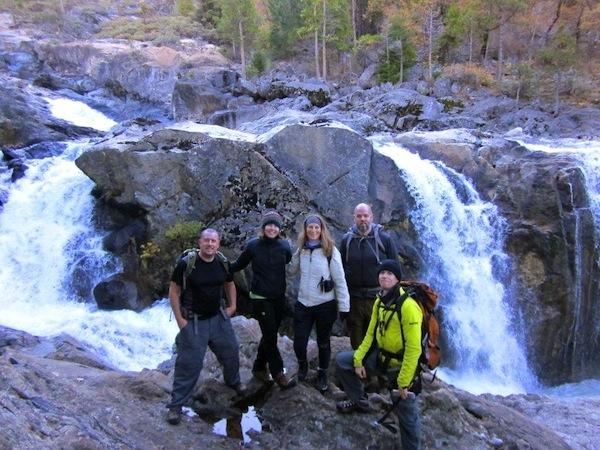 backpacking rancheria falls yosemite & Backpack to Rancheria Falls in Yosemite National Park Thanksgiving ...