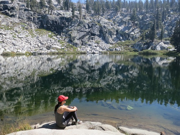 Dorst Creek Labor Day Hiking and Camping Weekend in Sequoia National