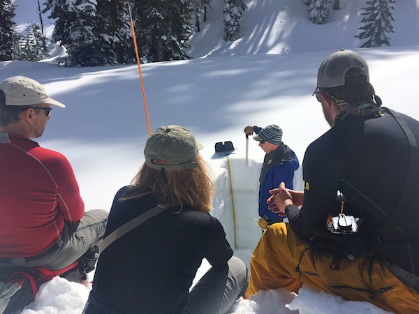 AIARE Level 2 avalanche class